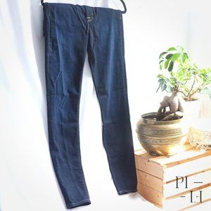 Hudson high waist blue jeans size 28